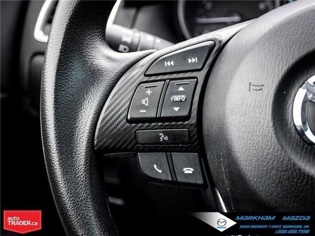 2016 Mazda CX-5 GS (Stk: P1855) in Markham - Image 23 of 30