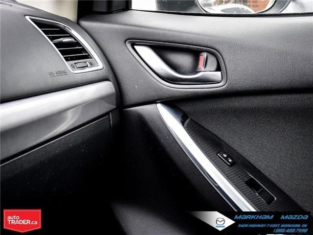 2016 Mazda CX-5 GS (Stk: P1855) in Markham - Image 26 of 30