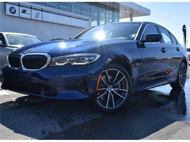 2019 BMW 330i xDrive (Stk: 9J79141) in Brampton - Image 1 of 11
