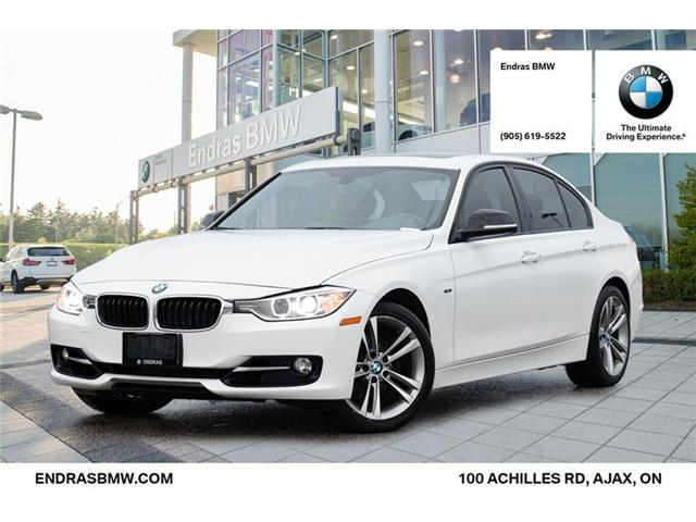 2012 BMW 328i  (Stk: P5778) in Ajax - Image 1 of 20