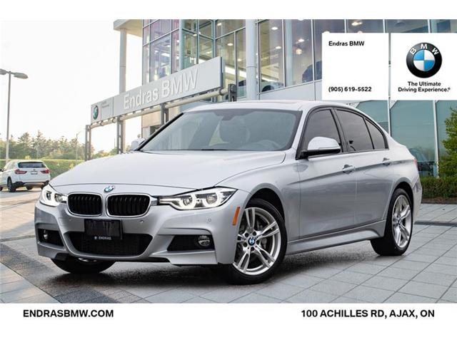 2018 BMW 330i xDrive (Stk: P5790) in Ajax - Image 1 of 20