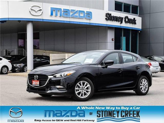 2018 Mazda Mazda3  (Stk: SR981) in Hamilton - Image 1 of 22