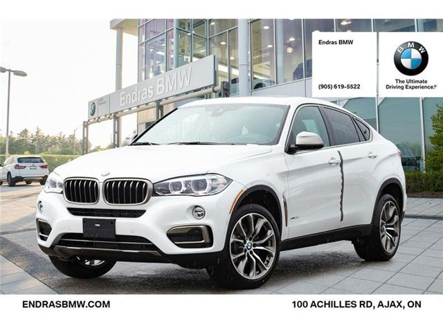 2019 BMW X6 xDrive35i (Stk: 60468) in Ajax - Image 1 of 21