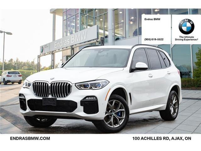 2019 BMW X5 xDrive40i (Stk: 52412) in Ajax - Image 1 of 16