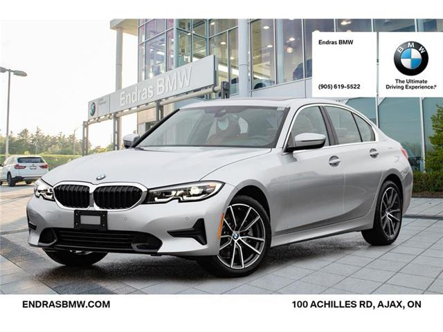 2019 BMW 330i xDrive (Stk: 35475) in Ajax - Image 1 of 21