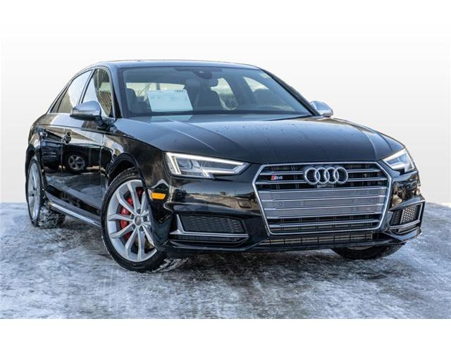 2018 Audi S4 3.0T Technik (Stk: N4194) in Calgary - Image 1 of 18