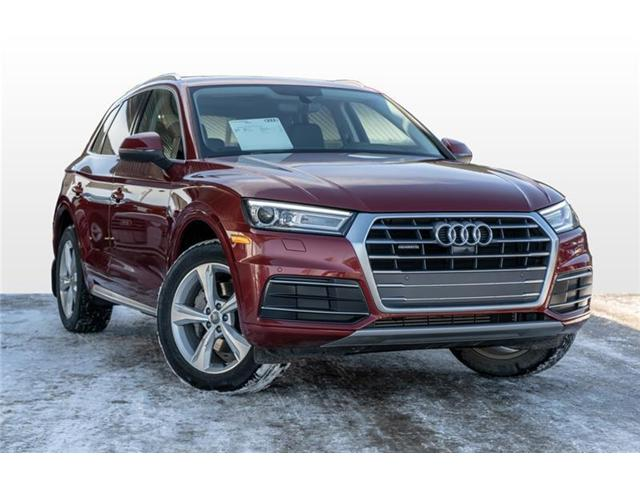 2018 Audi Q5 2.0T Progressiv (Stk: N4688) in Calgary - Image 1 of 18