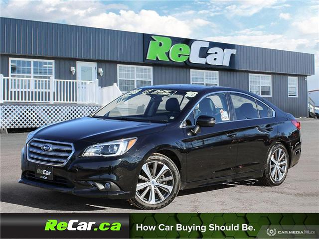 2016 Subaru Legacy 2.5i Limited Package (Stk: 181338A) in Saint John - Image 1 of 26