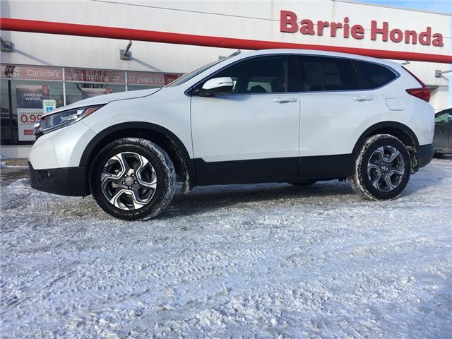 2018 Honda CR-V EX-L (Stk: 1812P) in Barrie - Image 1 of 8