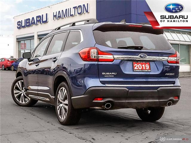 2019 Subaru Ascent Limited (Stk: S7240) in Hamilton - Image 4 of 26