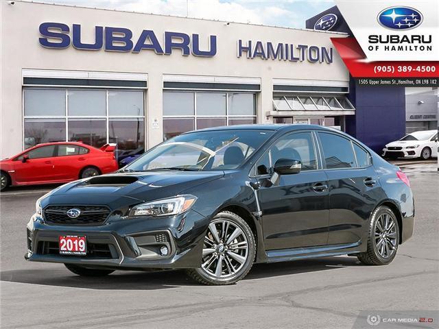 2019 Subaru WRX Sport-tech (Stk: S7078) in Hamilton - Image 1 of 28