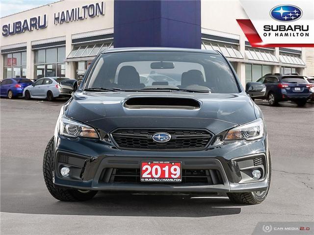 2019 Subaru WRX Sport-tech (Stk: S7078) in Hamilton - Image 2 of 28