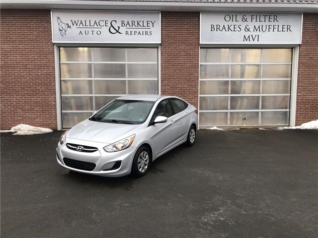 2015 Hyundai Accent GL (Stk: DB-u86279) in Truro - Image 1 of 5