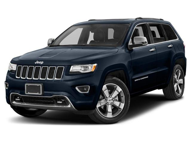 2014 Jeep Grand Cherokee Overland (Stk: T22763A1) in Calgary - Image 1 of 9