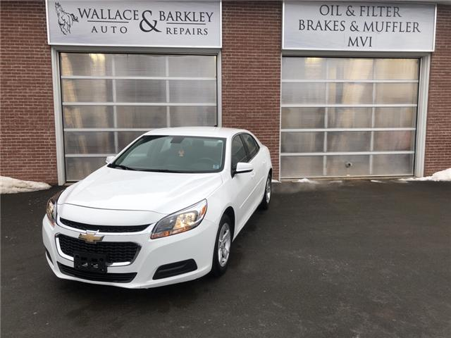 2016 Chevrolet Malibu Limited LS (Stk: DB-149755) in Truro - Image 1 of 9