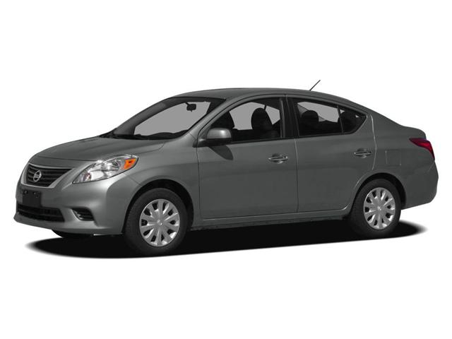 2012 Nissan Versa  (Stk: 2900538A) in Calgary - Image 1 of 1