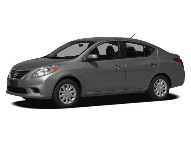 2012 Nissan Versa  (Stk: 2900538A) in Calgary - Image 1 of 1