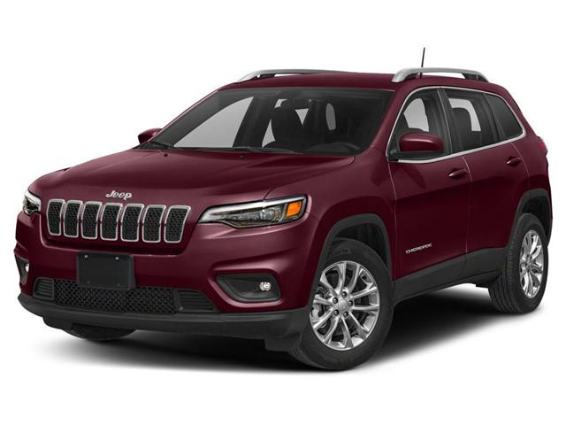 2019 Jeep Cherokee North (Stk: K012) in Renfrew - Image 1 of 9