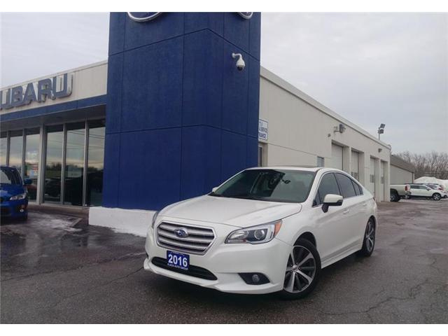 2016 Subaru Legacy 2.5i Limited Package (Stk: DM4133) in Orillia - Image 1 of 22