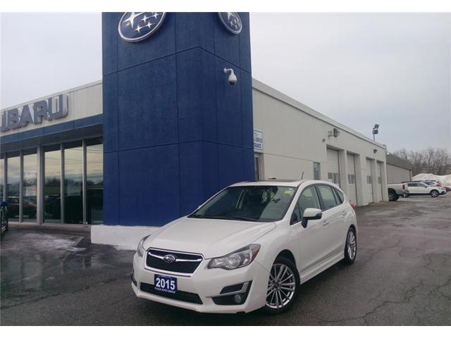 2015 Subaru Impreza 2.0i Limited Package (Stk: DS5195A) in Orillia - Image 1 of 21