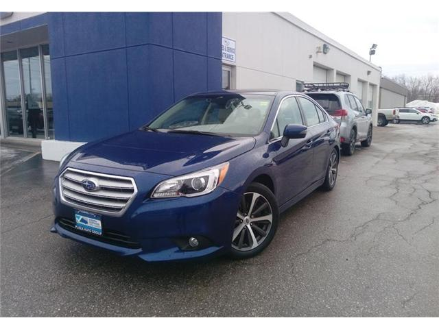 2015 Subaru Legacy 2.5i Limited Package (Stk: DS5301A) in Orillia - Image 2 of 20
