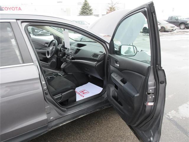 2015 Honda CR-V LX (Stk: K14190A) in Ottawa - Image 10 of 16