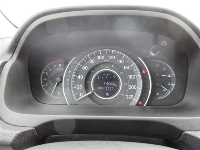 2015 Honda CR-V LX (Stk: K14190A) in Ottawa - Image 12 of 16