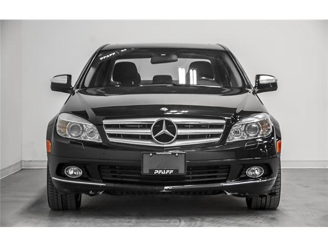 2008 Mercedes-Benz C-Class Base (Stk: C6401B) in Woodbridge - Image 2 of 17