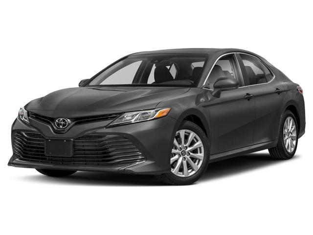 2019 Toyota Camry LE (Stk: E19089) in Cochrane - Image 1 of 9