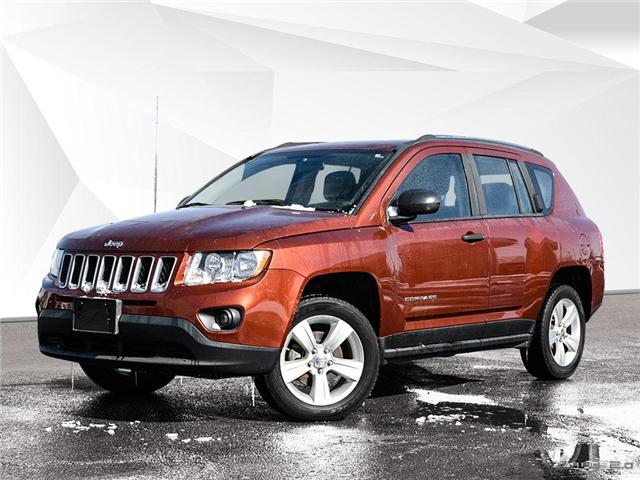 2012 Jeep Compass Sport/North (Stk: TR2205) in Windsor - Image 1 of 26