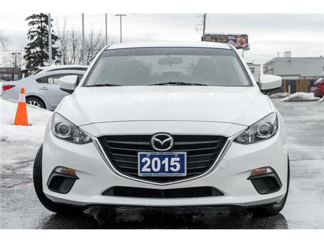 2015 Mazda Mazda3 GX (Stk: P0370) in Richmond Hill - Image 2 of 17