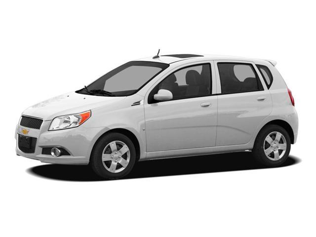 2009 Chevrolet Aveo LT (Stk: H426818A) in Saint John - Image 1 of 2