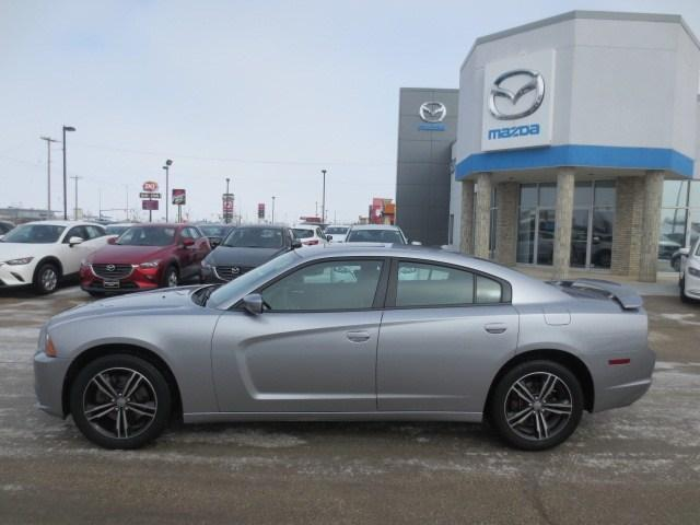 2014 Dodge Charger SXT (Stk: M19025D) in Steinbach - Image 6 of 37