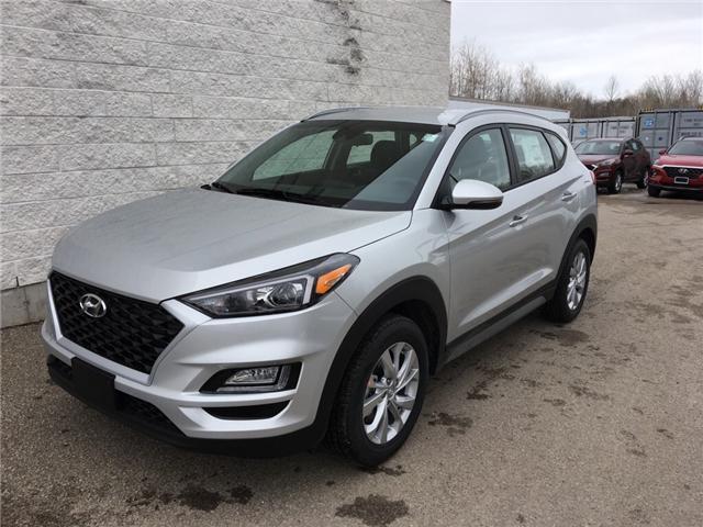 2019 Hyundai Tucson Preferred (Stk: 9701) in Smiths Falls - Image 1 of 11