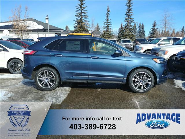 2019 Ford Edge Titanium (Stk: K-220) in Calgary - Image 2 of 6