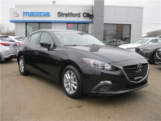2015 Mazda Mazda3 GS (Stk: 00553) in Stratford - Image 1 of 20