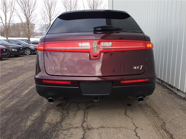 2018 Lincoln MKT Elite (Stk: SUB1889A) in Charlottetown - Image 4 of 30
