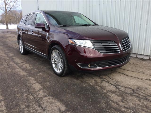 2018 Lincoln MKT Elite (Stk: SUB1889A) in Charlottetown - Image 8 of 30