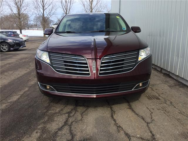 2018 Lincoln MKT Elite (Stk: SUB1889A) in Charlottetown - Image 9 of 30