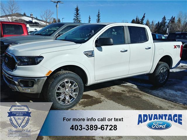 2019 Ford Ranger XLT (Stk: K-779) in Calgary - Image 1 of 5
