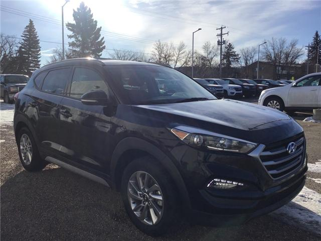 2017 Hyundai Tucson Limited (Stk: 203153) in Brooks - Image 1 of 13