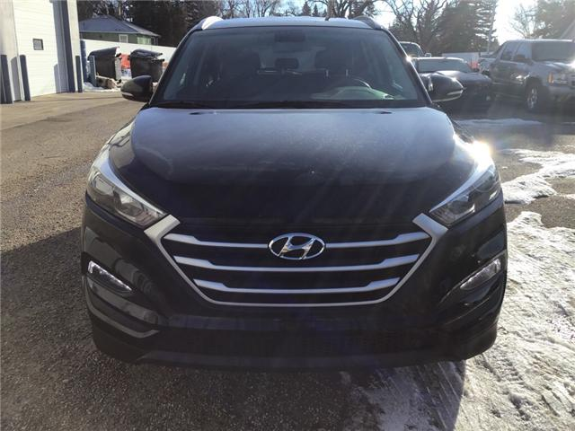 2017 Hyundai Tucson Limited (Stk: 203153) in Brooks - Image 2 of 13