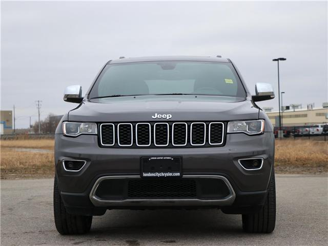 2018 Jeep Grand Cherokee Limited (Stk: U8582) in London - Image 2 of 24