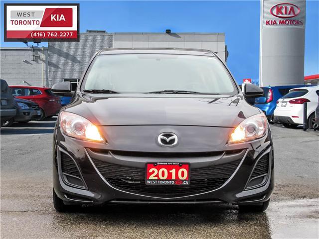 2010 Mazda Mazda3 GX (Stk: T19305) in Toronto - Image 2 of 16