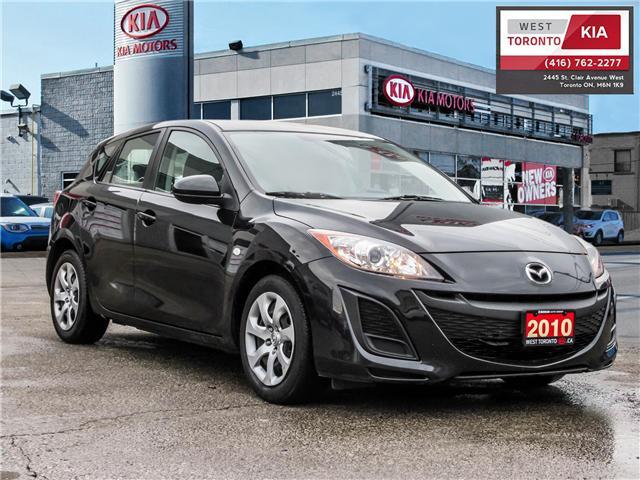 2010 Mazda Mazda3 GX (Stk: T19305) in Toronto - Image 3 of 16