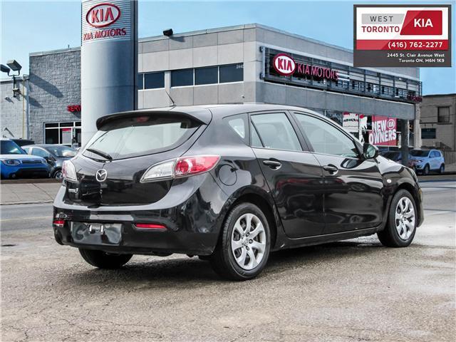 2010 Mazda Mazda3 GX (Stk: T19305) in Toronto - Image 5 of 16