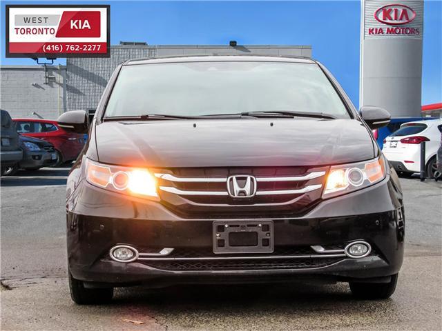 2016 Honda Odyssey Touring (Stk: P485) in Toronto - Image 2 of 29