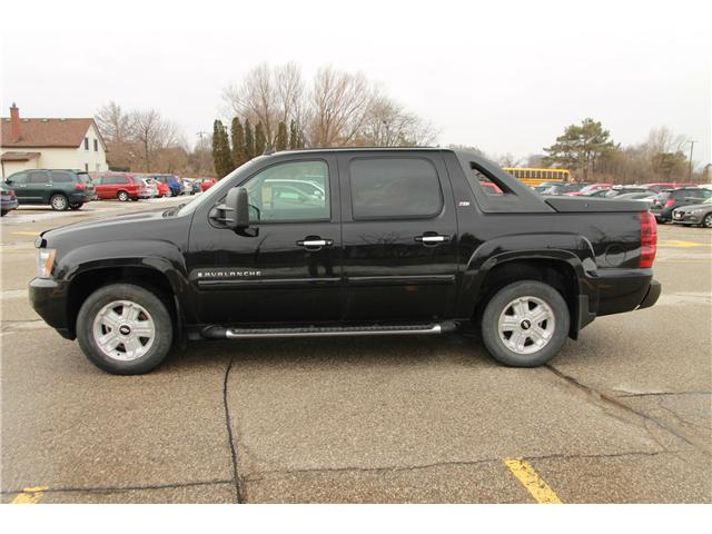 2007 Chevrolet Avalanche 1500 LTZ (Stk: 1901037) in Waterloo - Image 2 of 29