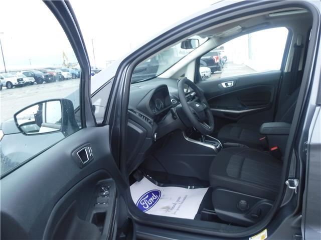 2019 Ford EcoSport SE (Stk: 19-25) in Kapuskasing - Image 5 of 11