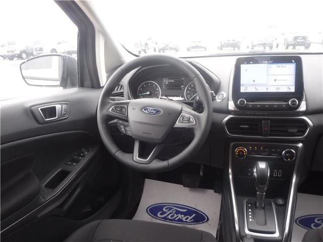 2019 Ford EcoSport SE (Stk: 19-25) in Kapuskasing - Image 6 of 11